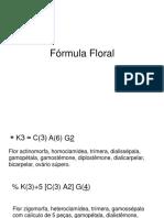 Fórmula Floral