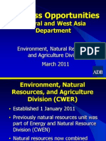 Agriculture-CWRD