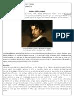 1°M Gustavo Adolfo Bécquer Biografía