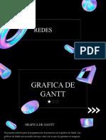 6.1 GRAFICA DE GANTT