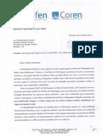 Ator Marcos Palmeira pede apoio ao PL do Piso Salarial da Enfermagem em tramitação no Senado