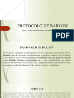 Protocolo de Barlow -Modulo 1