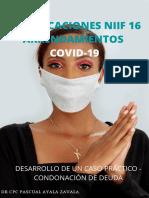 CASO PRACTICO COVID 19