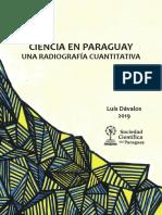 Ciencia en Paraguay. Una Radiografia Cuantitativa. 2019. LDD.scp