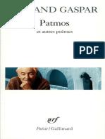 Patmos et autres poèmes by Lorand Gaspar (z-lib.org)