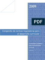 Normas_Reguladoras_para_el_Desarrollo_Curricular_2009 - copia