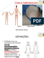 Acupuntura e Fibromialgia