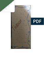 Trifoliar y Enunciados