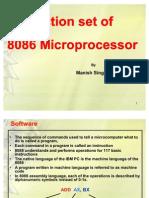 8086 Instruction-set