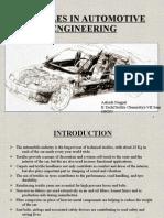 Textiles in Automotive Engineering