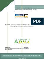 evaluation des risques d'octroi de credit aux PME (1)