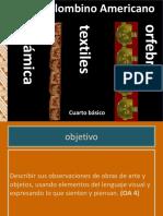 ppt arte precolombino - copia PDF