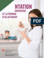 Broschure BLV SchwangerschaftStillzeit 2015 F