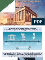 PPT N°1 La antigua Grecia