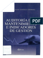 Auditoria Del Mantenimiento e Indicadores de Gestion (2)