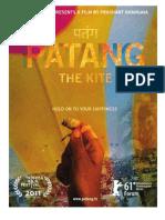 Patang Press Kit