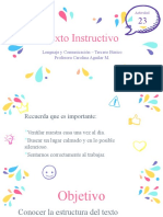 3°-Lenguaje-Guía-4-Actividad-23-ppt textos instructivos