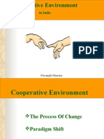 Cooperative Environment