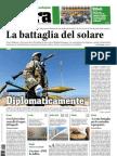 TERRA - quotidiano ecologista - edizione del 09/03/2011
