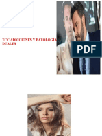 Terapia Cognitiva Conductual en Adicciones y Patologías Duales