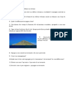 Verifica su vulcani e terremoti con risposte criterio