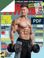 Muscle Fitness France - Juillet 2018