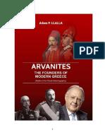 Arben Llalla Arvanites