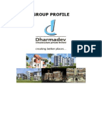 Dharmadev Infrastructure Limited - Profile