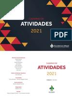 Caderno de Atividades 2021