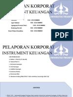 Tugas Kelompok 6 - Instrumen Keuangan Pelaporan Korporat