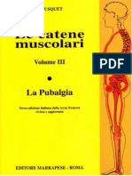 Le Catene Muscolari Vol 3