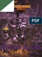 WHR Demonios del Caos