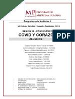 Informe CC Covid y Corazon MED II