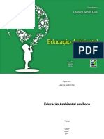 Livro - Educação Ambiental Em Foco
