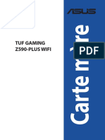 Asus f18030 Tuf Gaming z590-Plus Wifi Um v2 Fr