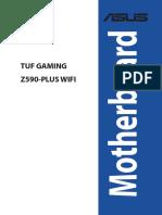 Asus g18030 Tuf Gaming z590-Plus Wifi Um v2 Ge