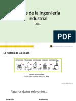 Retos de la ingeniería industrial