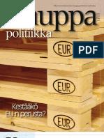Kauppapolitiikka 1 / 2011