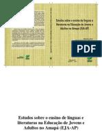 Estudos sobre o Ensino de Línguas e Literaturas na EJA no Amapá