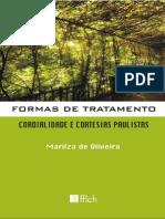 Formas de tratamento, cordialidade e cortesias paulistas