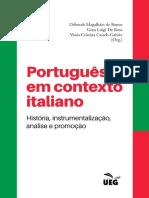 Português em contexto italiano