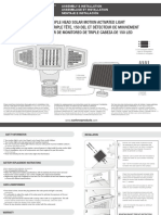 Sunforce Model-82153 Manual