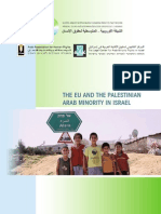 The EU and the Palestinian Arab Minority in Israel
