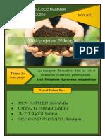 Mini Projet - Pédologie