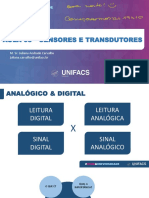 AULA 03 - AINS - Sensores e Transdutores
