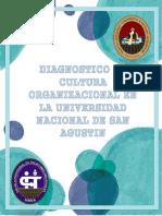 DIAGNOSTICO CULTURA ORGANIZACIONAL GRUPO 1 Y 3