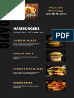 Cópia de Cardápio Big Burger