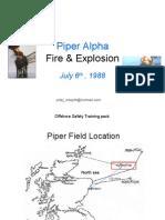 Piper Alpha Case Study