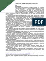 Tema 2. Contractul - izvor de obligatii