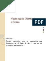 Neumopatia Obstructiva Cronica